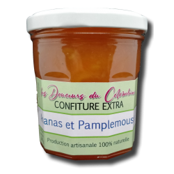 ananas pamplemousse confiture artisanale pas chere