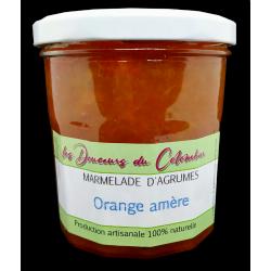 marmelade d'orange amère fabrication artisanale de qualité