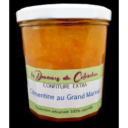 marmelade de clémentine au grand marnier fabrication artisanale alcool