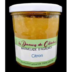 Marmelade de citron de qualité